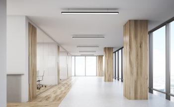 Office-Cleaning-Business-wooden-columns-and-conference-room
